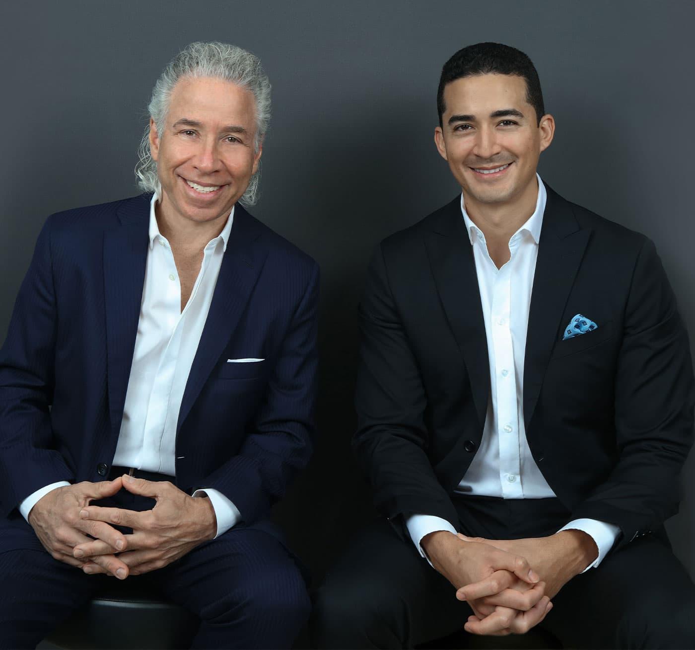 Dr. Fagien and Dr. Vaca